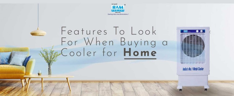 Buying Air Cooler for Home