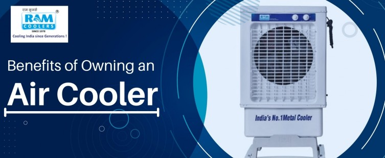 Benefits of Evaporative Air Coolers