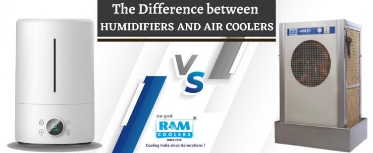 Air Coolers vs Humidifiers