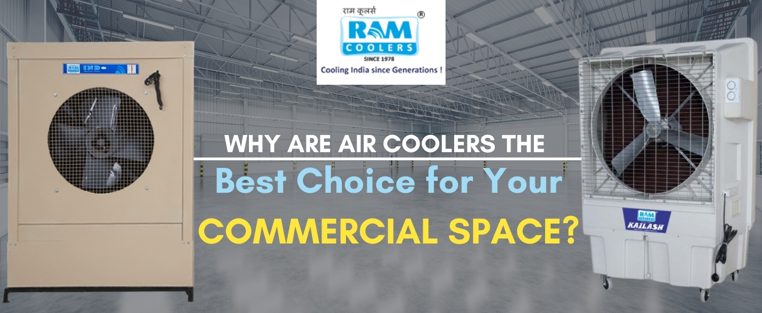 Reasons to Consider Installing Air Coolers at Workplace
